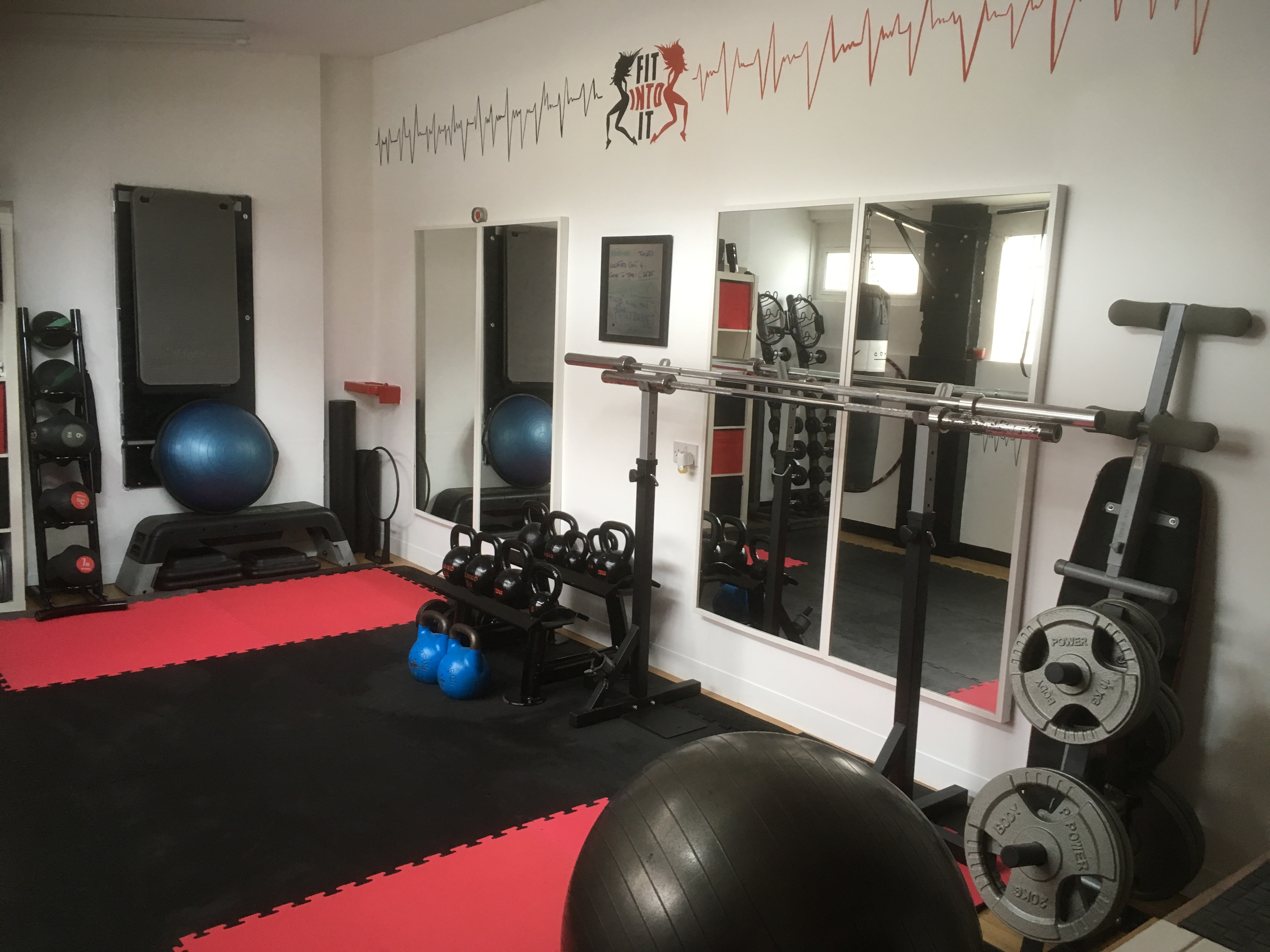 Fit Into It Studio